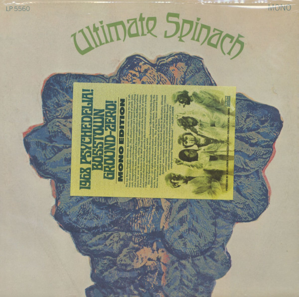 Ultimate Spinach (LP)
