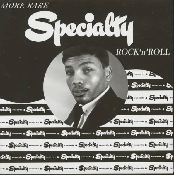 More Rare Specialty Rock And Roll (7inch, 45rpm, EP, PS, Ltd.)