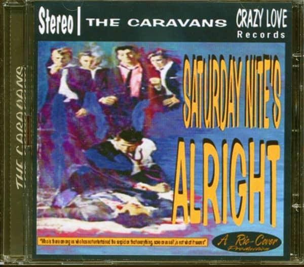 Saturday Nite's Alright (CD)