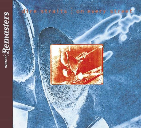 On Every Street (CD)