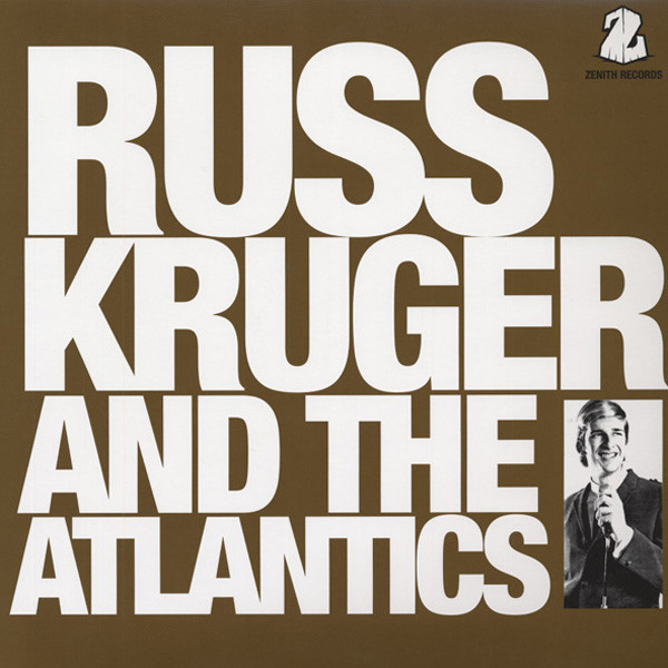 Russ Kruger & The Atlantics (HQ Vinyl)