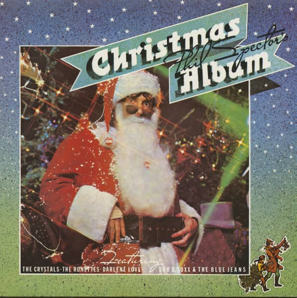 Phil Spector Christmas Album (LP)