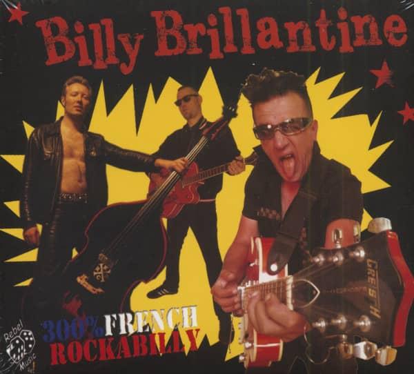 300 % French Rockabilly (CD)