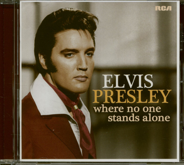 Where No One Stands Alone (CD)