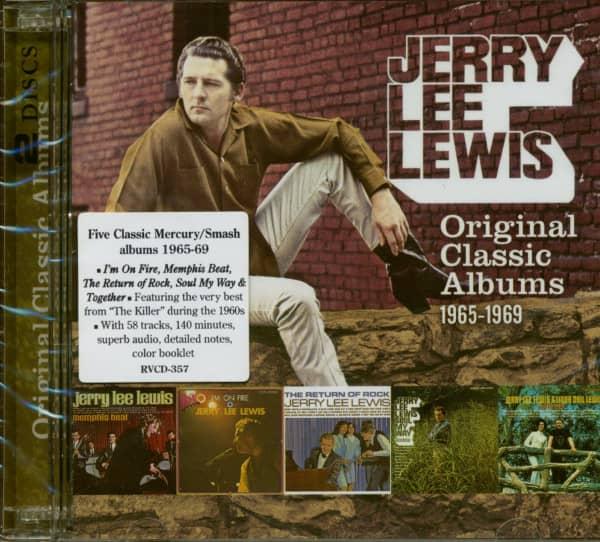 Original Classic Albums 1965-69 (2-CD)