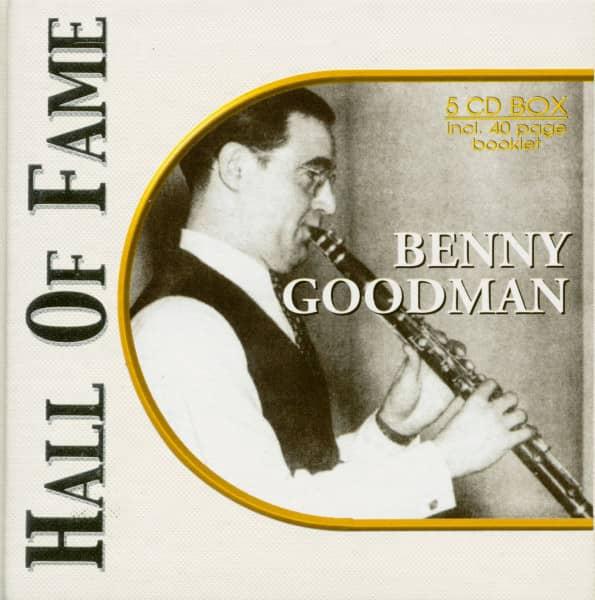 Hall Of Fame (5-CD)