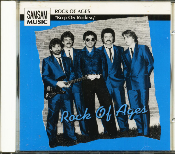 Keep On Rocking (CD)