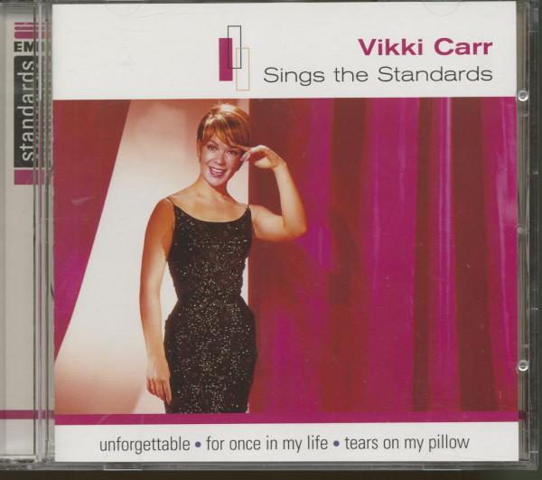 Sings The Standards (CD)