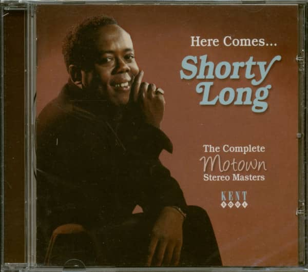 Here Comes Shorty Long - The Complete Motown Stereo Masters (CD)
