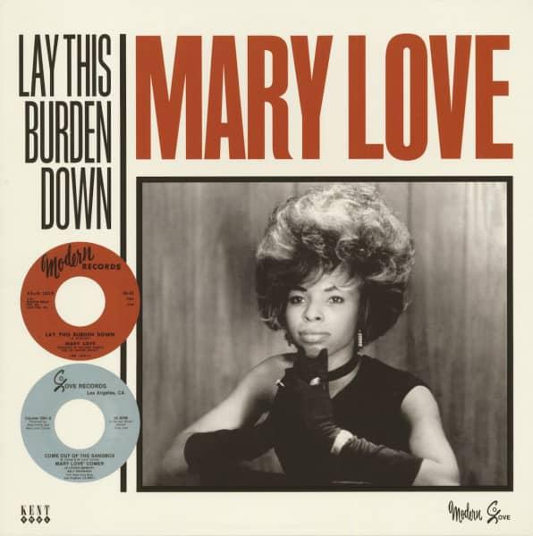 Lay This Burden Down (LP)