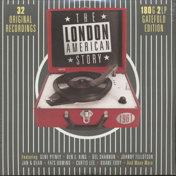 The London American Story 1961 (2-LP, 180g Vinyl)