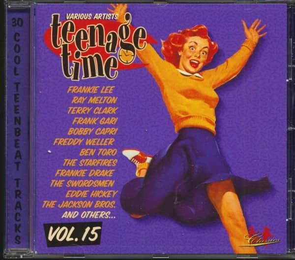 Teenage Time Vol.15 (CD)