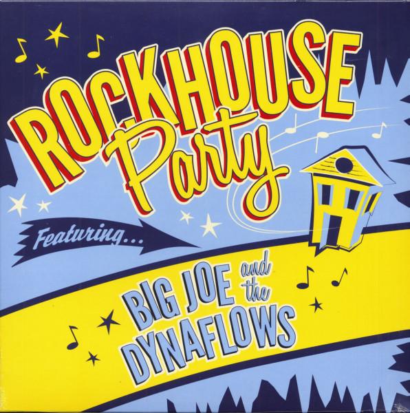 Rockhouse Party (LP)
