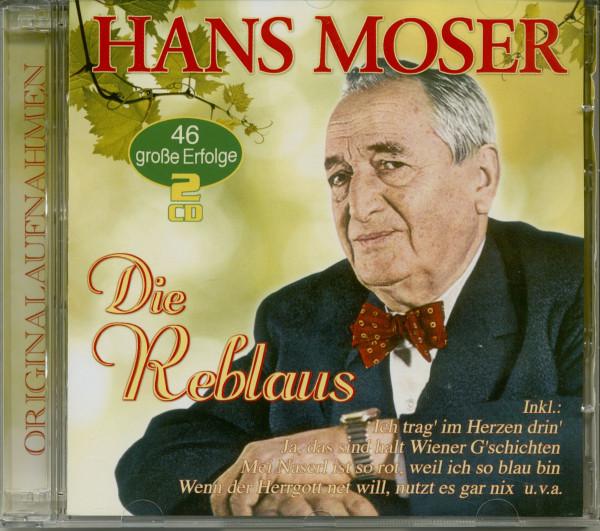 Die Reblaus - 46 große Erfolge (2-CD)