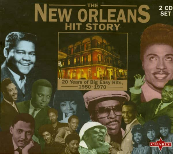 The New Orleans Hit Story (2-CD)