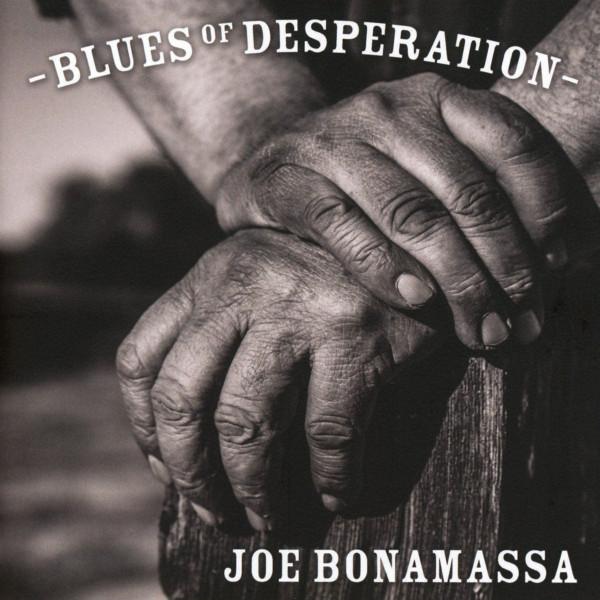 Blues Of Desperation (CD, Ltd. Deluxe Silver Edition)