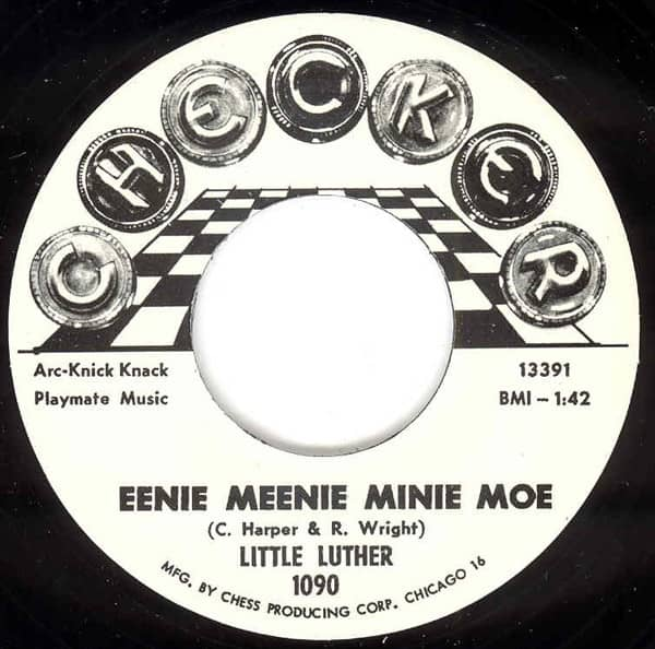 Eenie Meenie Minie Mo - Twirl 7inch, 45rpm