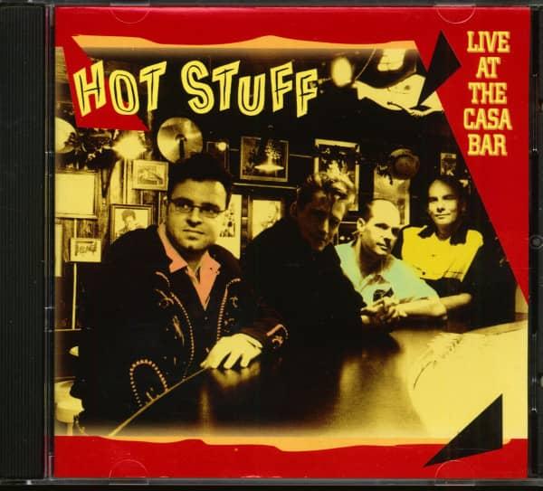 Live At The Casa Bar, Zürich (CD)