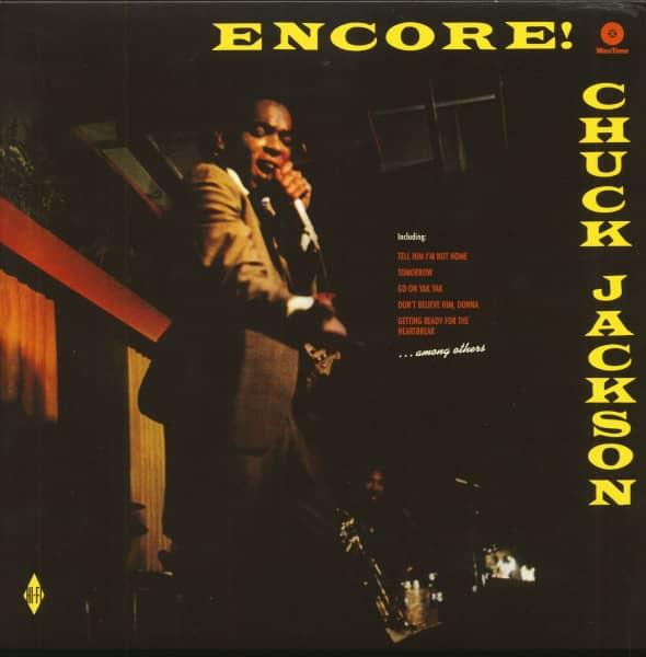 Encore! (LP, 180g Vinyl, Ltd.)