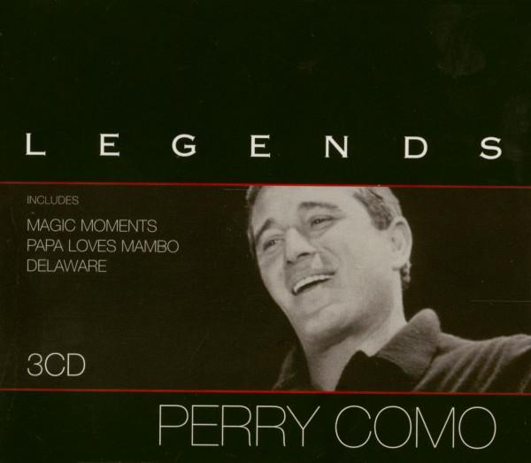 Legends (3-CD)