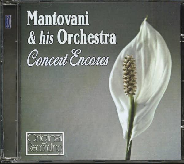 Concert Encores (CD)