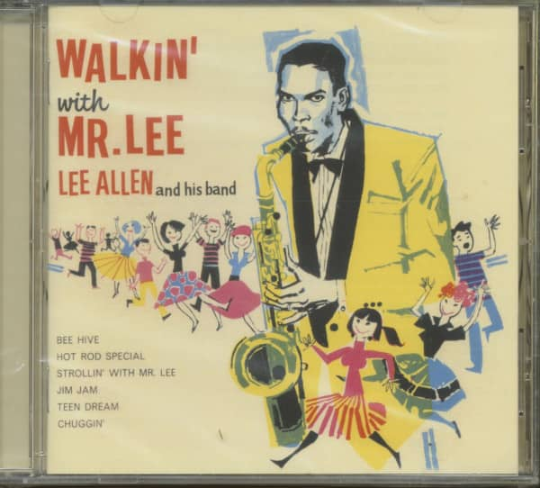 Walkin' With Mr. Lee...plus (CD)