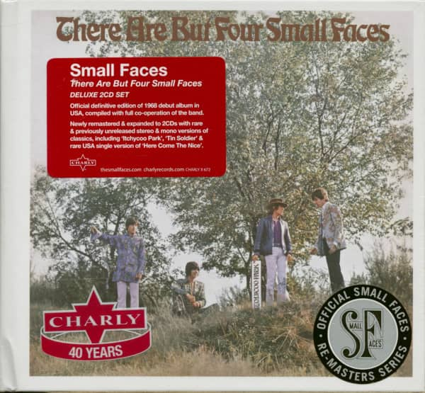 There Are But Four Small Faces (2-CD)