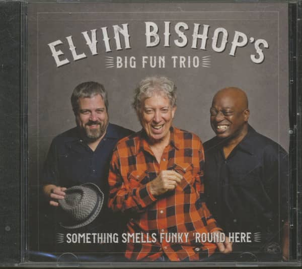 Something Smells Funky 'Round Here (CD)