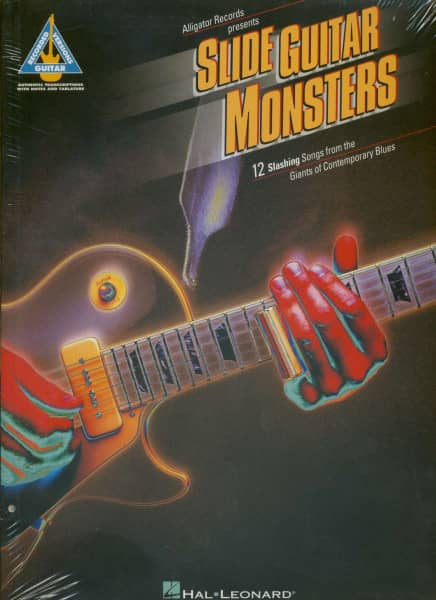 Slide Guitar Monsters Tab Grv
