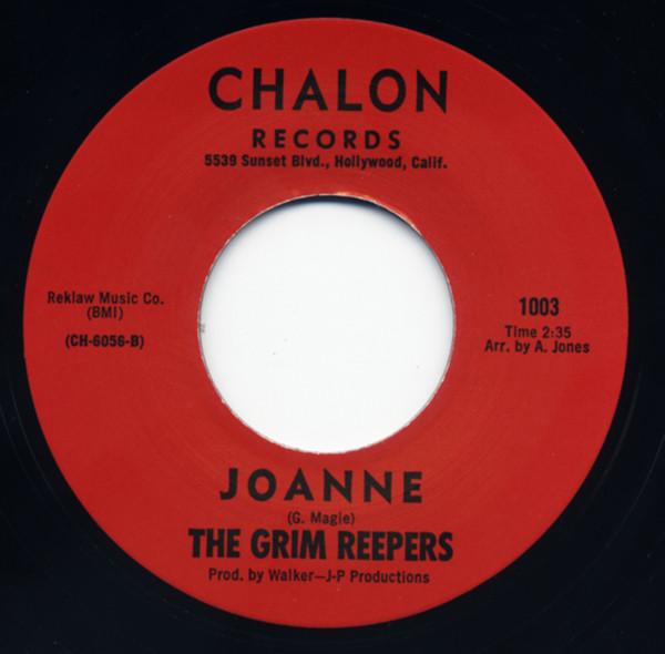 Two Souls - Joanne 7inch, 45rpm