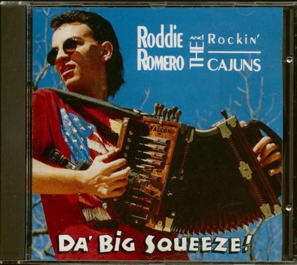 Da´ Big Squeeze (CD)