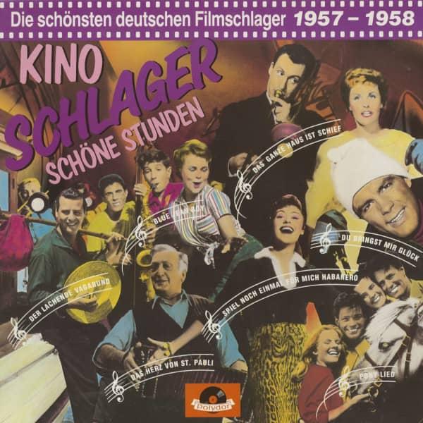 Kino Schlager - Schöne Stunden - 1957-1958 (LP)
