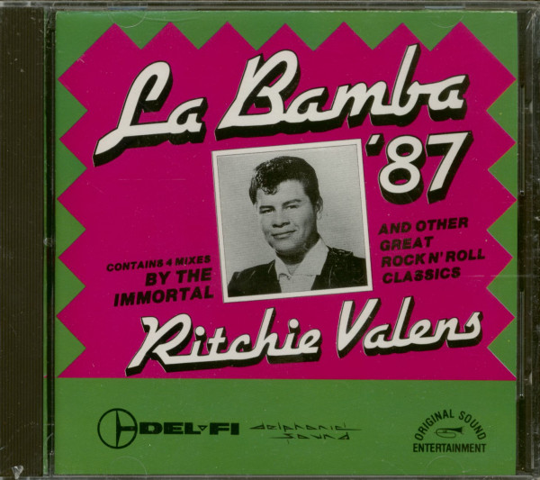 La Bamba´87 And Other Great Rock N´Roll Classics (CD)