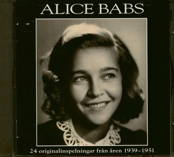 Joddlarflickan 1939-1951 (CD)