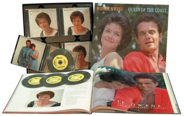 Queen Of The Coast (4-CD)
