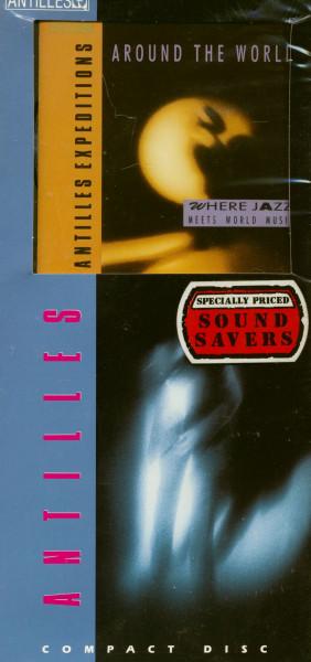 Around The World - Where Jazz Meets World Music (CD, Longbox Packaging)