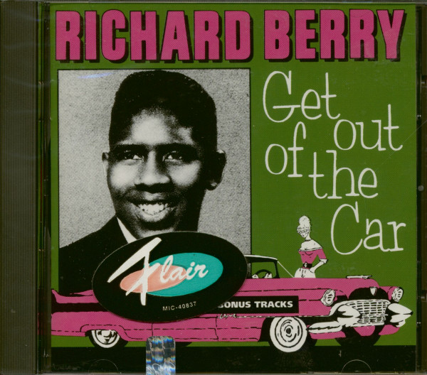 Get Out Of The Car (CD US-Issue)