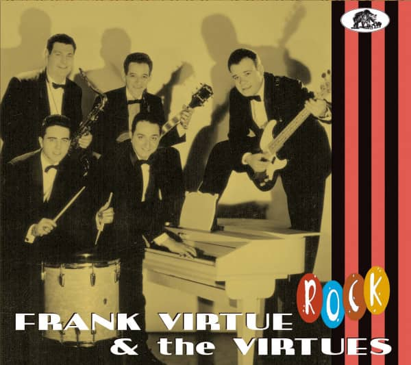 Frank Virtue And The Virtues - Rock (CD)