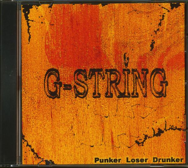 Punker Loser Drunker (CD)