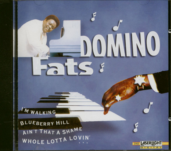 Fats Domino (CD)