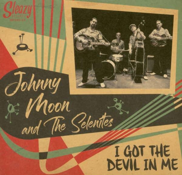I Got The Devil In Me (CD)