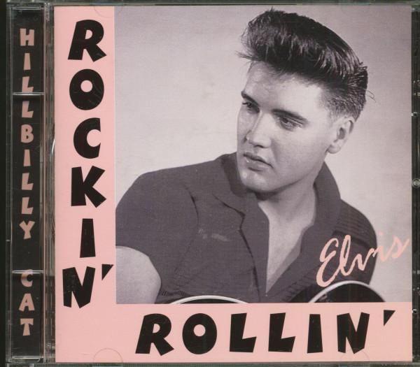 Rockin' Rollin' Elvis - Hillbilly Cat Vol.2 (CD)
