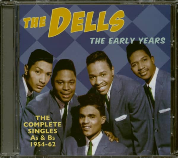 The Early Years - The Complete Singles As & Bs 1954-62 (CD)
