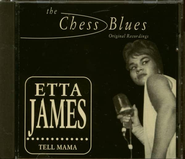 Tell Mama (CD)