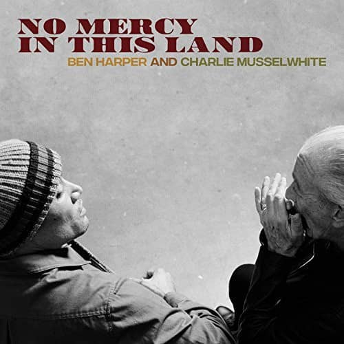 No Mercy In This Land (LP, 180g Blue Vinyl)