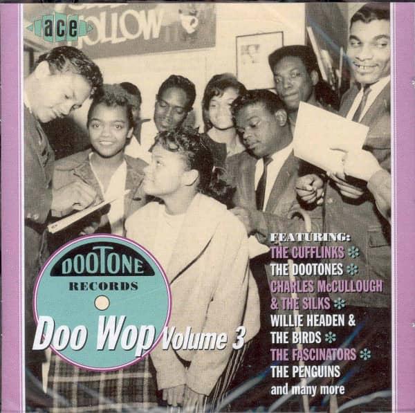 Dootone Doo Wop Vol.3
