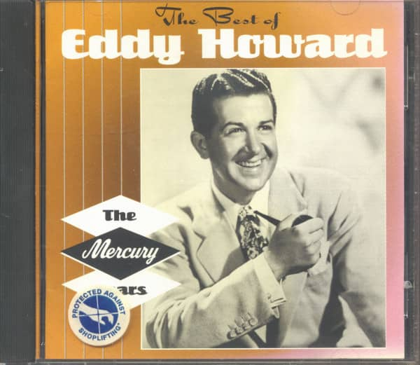 The Best Of Eddy Howard (CD)