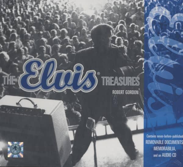 Elvis Treasures - Robert Gordon (Book&CD)