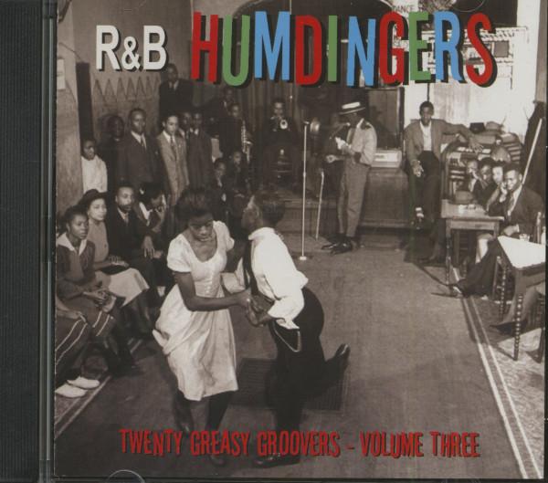 R&B Humdingers Vol.3 (CD)