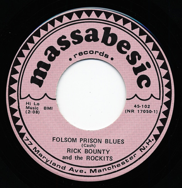 Folsom Prison Blues - I Don't Hurt ... 7inch, 45rpm
